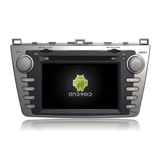 Navigatie Android MAZDA 6 Dupa 2008 DVD Auto GPS IPOD USB NAVD-A5771