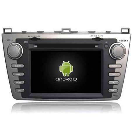 Navigatie Android MAZDA 6 Dupa 2008 DVD Auto GPS IPOD USB NAVD-A5771