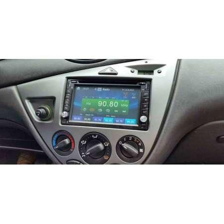 Navigatie Ford Focus Mk1 DVD AUTO GPS CARKIT NAVD-6205FF