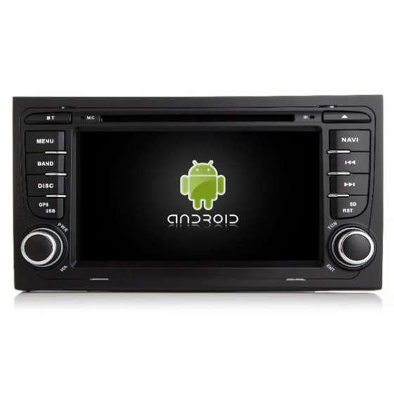 Navigatie Android Audi A4 SEAT EXEO NAVD-E050