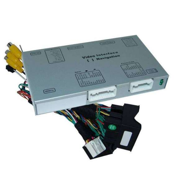 Interfata Video Multimedia Dedicata Audi MMI 2G  A6 A8 Q7 2004-2010