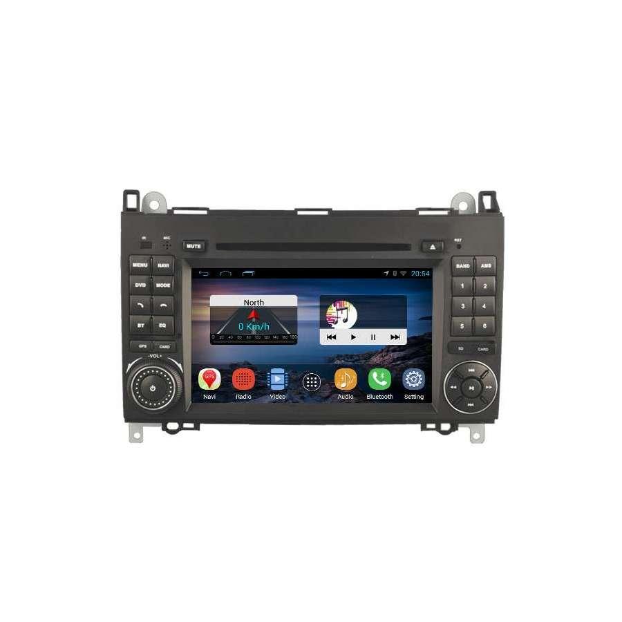Navigatie Dedicata Android Mercedes Benz A B Class Vito Viano Sprinter NAVD-A068