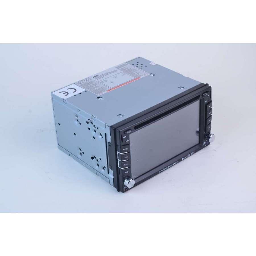 Dvd Gps Auto Navigatie Dedicata OPEL ASTRA G Usb Carkit NAVD-6205OG