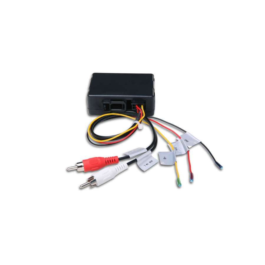 Modul adaptor fibra optica pentru amplificator audio Mercedes Porsche