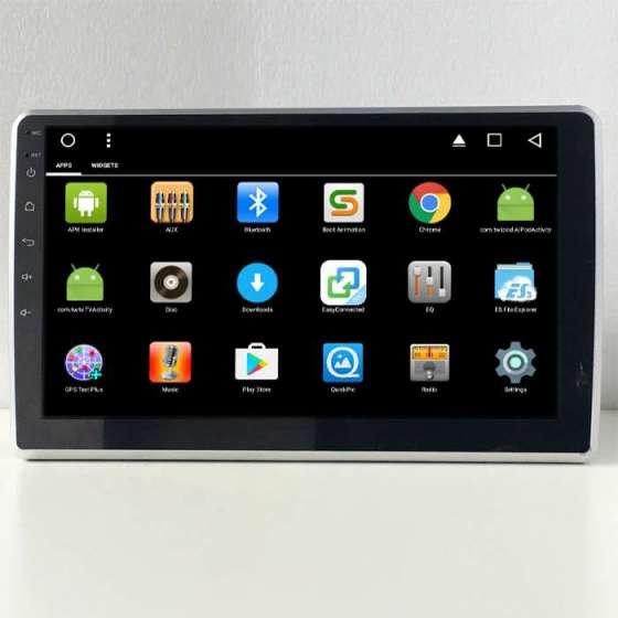 Dvd Navigatie Android 2DIN Universala Ecan 10.1 Inch Detasabil  USB INTERNET NAVD-E101