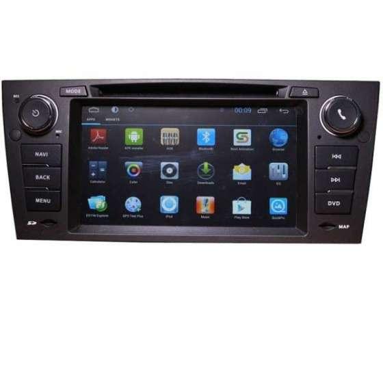 Navigatie Android BMW SERIA3 E90, E91, E92 DVD GPS CARKIT NAVD-G095