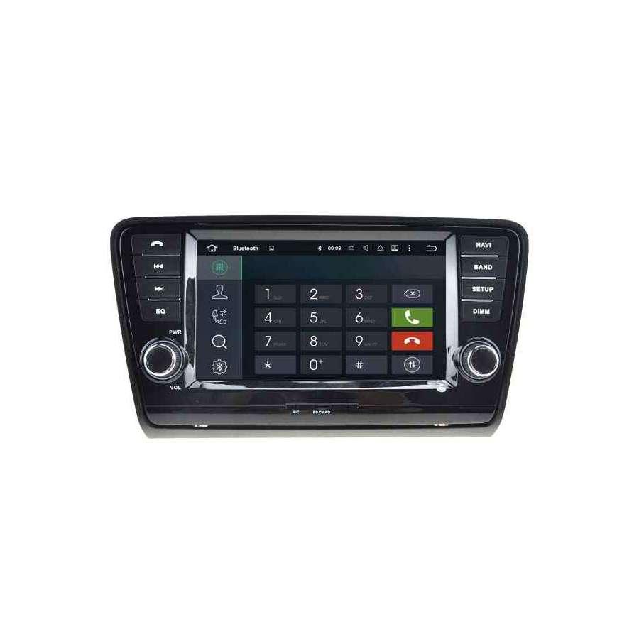 Navigatie Android SKODA OCTAVIA 3 2013 NAVD-A5520