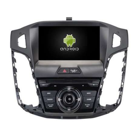 Navigatie Android 7.1 Ford Focus 3 2011 DVD Auto GPS CARKIT NAVD-A8489F