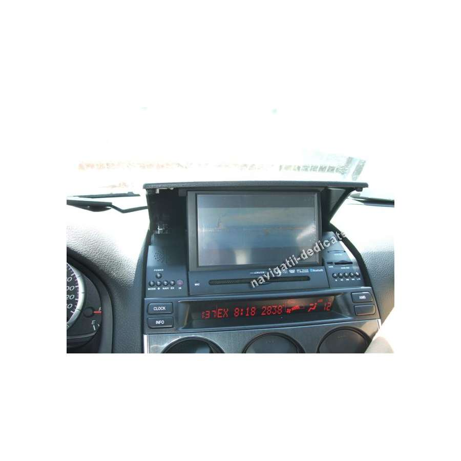 NAVIGATIE DEDICATA MAZDA 6 DVD GPS CARKIT USB