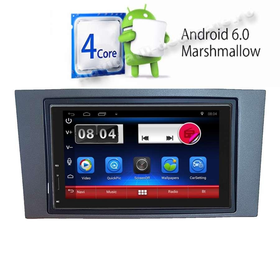 Carpad Navigatie Android Ford Mondeo MK3 Gps Carkit NAVD-E902FM