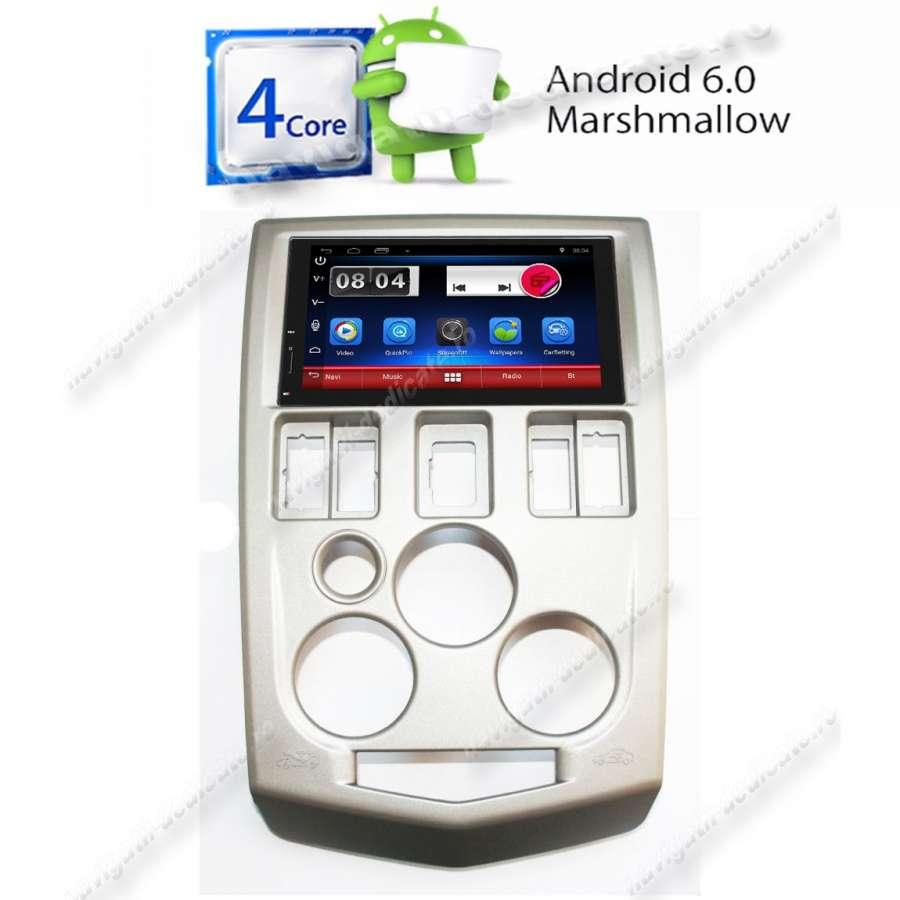 Carpad Navigatie Android Dacia Logan PH1 NAVD-E902D