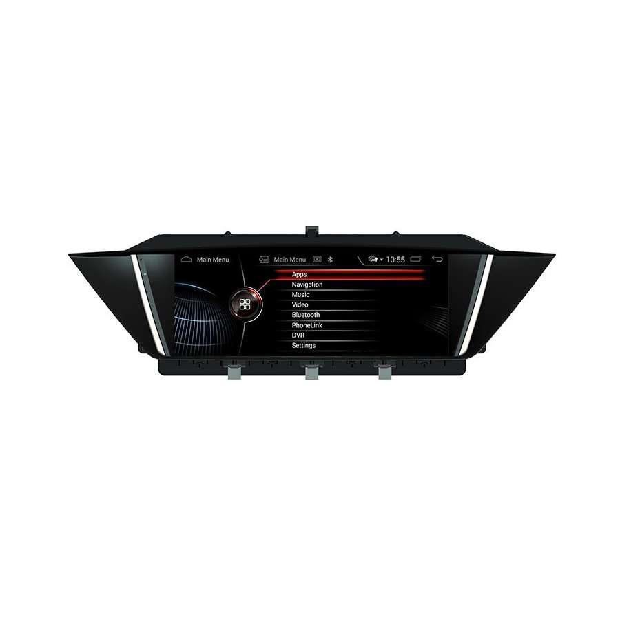 Monitor Navigatie Dedicata Android Bluetooth GPS USB BMW X1 E84 NAVD-E84