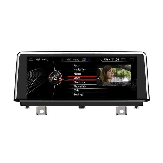 Monitor Navigatie Dedicata Android Bluetooth GPS USB BMW X1 F48 NAVD-F48