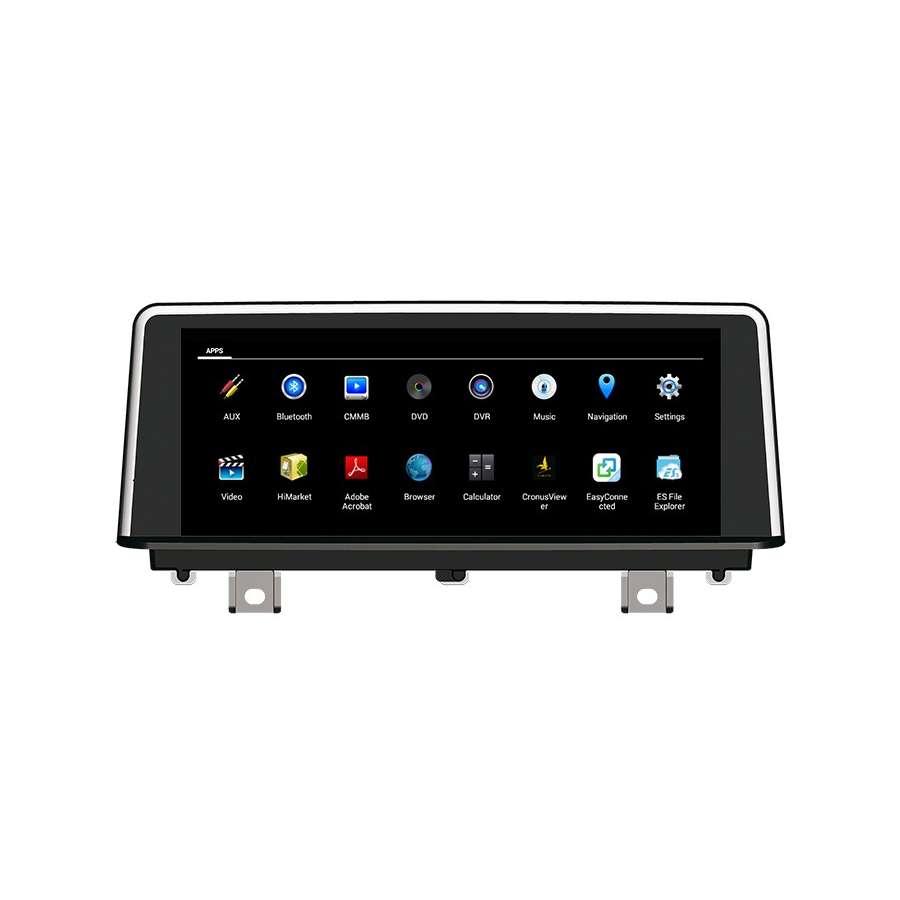 Monitor Navigatie Dedicata Android Bluetooth GPS USB BMW F10 NAVD-F10