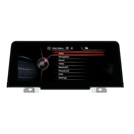 Monitor Navigatie Dedicata Android Bluetooth GPS USB BMW X1 F52 NAVD-F52