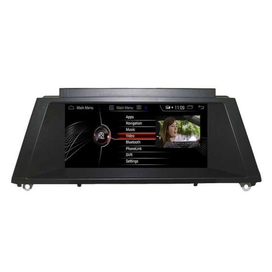 Monitor Navigatie Dedicata Android Bluetooth GPS USB BMW X5 E70 X6 E71NAVD-E70