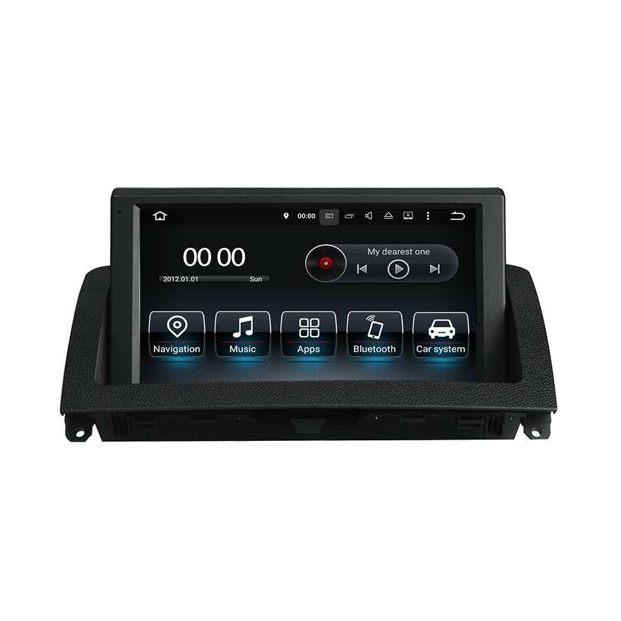 Monitor Navigatie Android Mercedes Benz C Class W204 CARKIT NAVD-W204