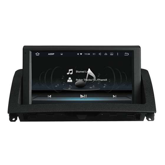 Monitor Navigatie Android Mercedes Benz C Class W204 CARKIT NAVD-W204