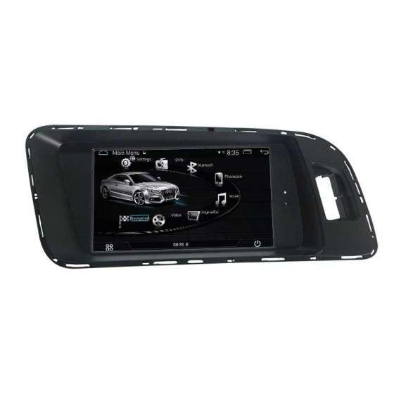 Navigatie Android AUDI A4 B8 A5 Q5 Carkit Usb Internet NAVD-8665GB