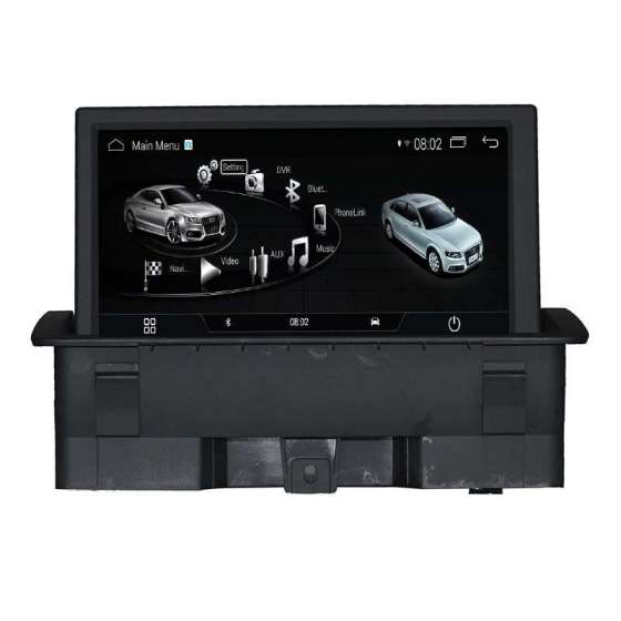 Navigatie Android AUDI A1 Carkit Usb Internet NAVD-8865GB