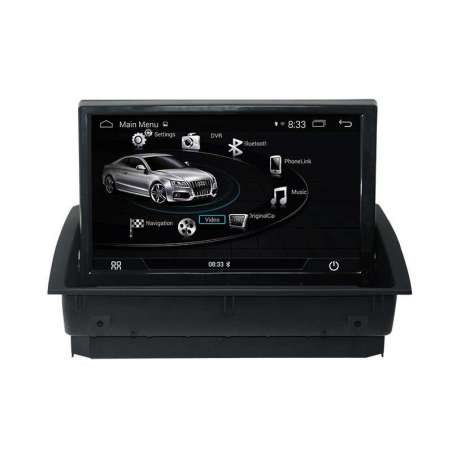 Navigatie Android AUDI A3 2013 Carkit Usb Internet NAVD-8865GB