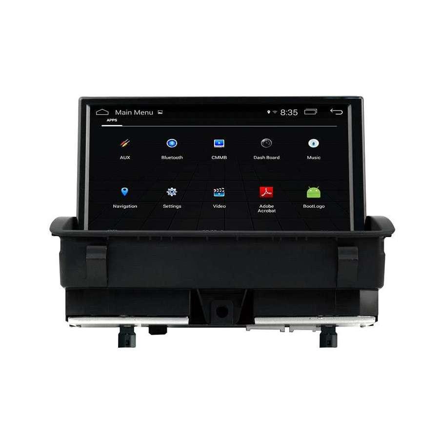 Navigatie Android AUDI Q3 Carkit Usb Internet NAVD-8662GB