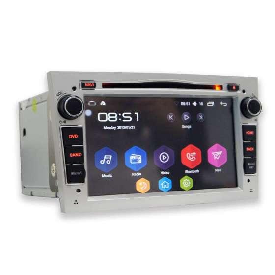 Navigatie Android 7.1 Octa Core Opel ASTRA H Vectra C ZAFIRA MERIVA NAVD-T019