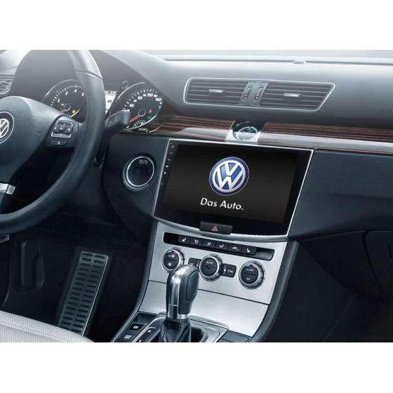Carpad Android 10 PX6 4GB Ram 64GB SSD Ecran 10.1 inch Volkswagen Passat B6 B7 CC NAVD-P1012VW