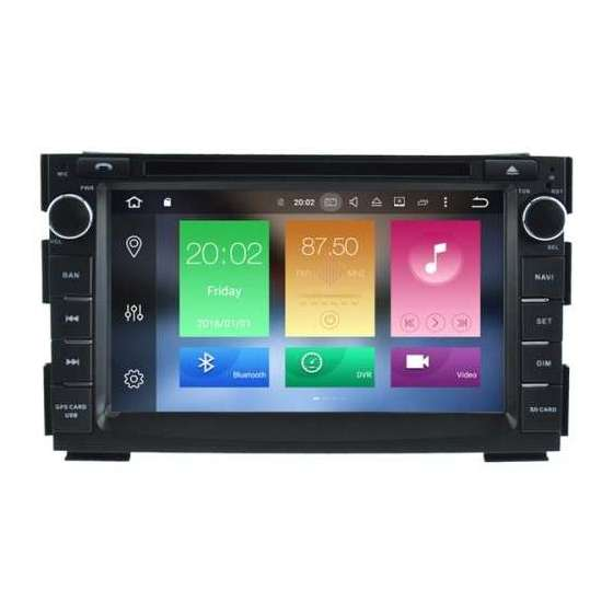 Navigatie Android 8 Ram Kia Ceed FACELIFT Octa Core 4GB PX5 NAVD-P086