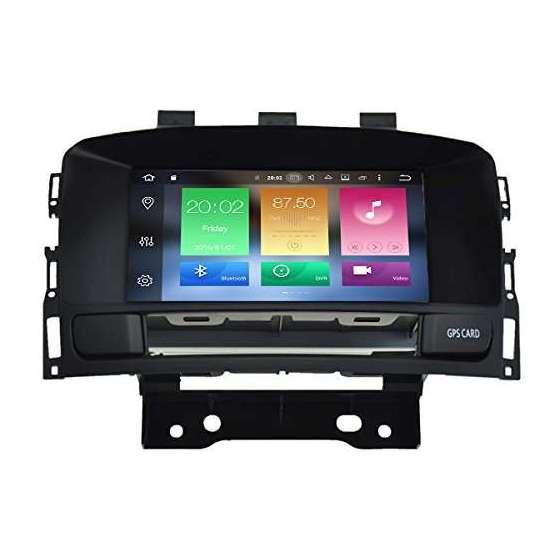 Navigatie Android 8.0 Octa Core 4GB Ram Opel OPEL Astra J DVD GPS CARKIT NAVD-P5754