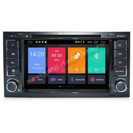 NAVIGATIE Android 8.1 VW TOUAREG MULTIVAN Waze NAVD-MT9200
