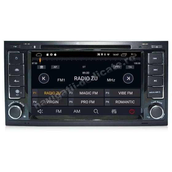 NAVIGATIE VW TOUAREG MULTIVAN Waze NAVD-MT9200