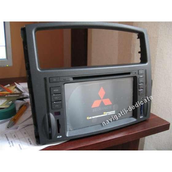 NAVIGATIE Dedicata MITSUBISHI PAJERO DVD Auto GPS CARKIT NAVD-9850
