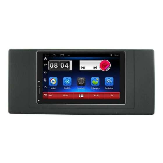Navigatie Android BMW E39 E53 X 5 Range Rover Carkit Internet NAVD-E902 E39