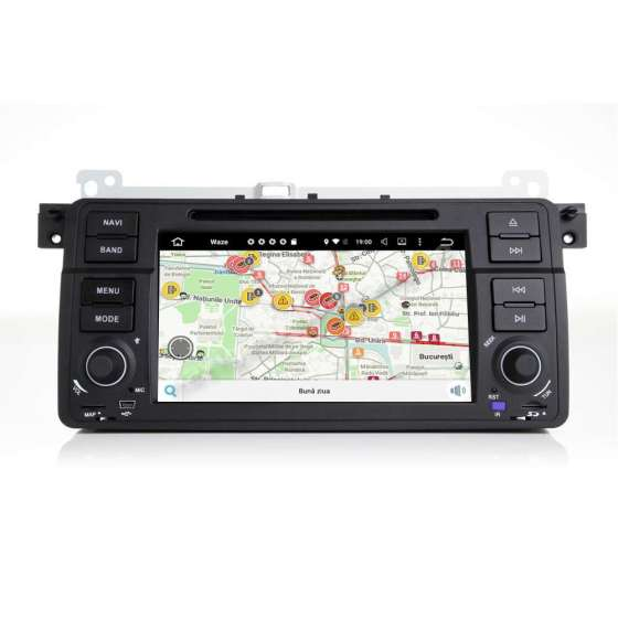 Navigatie Android 9.0 BMW E46 Rover 75 PX5 NAVD-P052