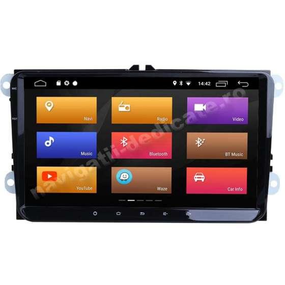 Navigatie Android Passat B6 B7 CC Golf 5 6 Tiguan Jetta Polo Amarok