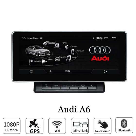 Navigatie Android AUDI A6 Q7 MMI 2G NAVD-A6MMI2G