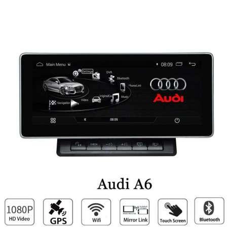 Navigatie Android AUDI A6 Q7 MMI 3G NAVD-A6MMI3G