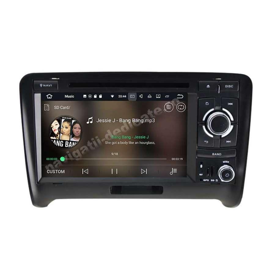 Navigatie Android Audi TT DVD AUTO GPS CARKIT NAVD-P048