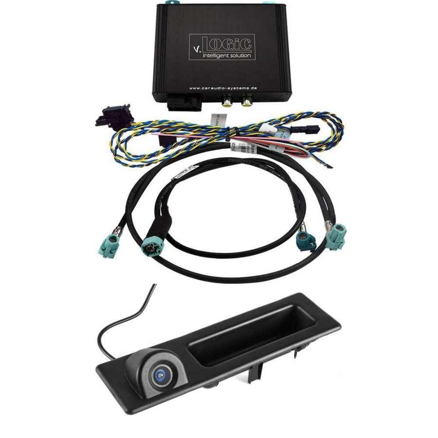 Camera Marsarier video spate BMW F10 F11 F12 F13 F20 F30 F01 F02 F07 X3 F25 CIC
