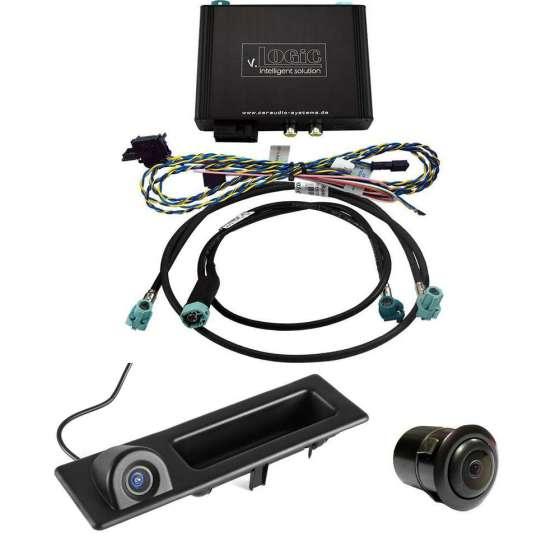 Camera Marsarier video spate + fata BMW F10 F11 F12 F13 F20 F30 F01 F02 F07 X3 F25 CIC F