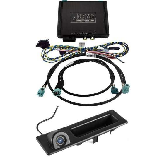Camera Marsarier video spate BMW F10 F11 F12 X5 F15 X5 F16 X4 F26 X3 F25 F13 F20 F30 F32 F01 F02 F07 NBT