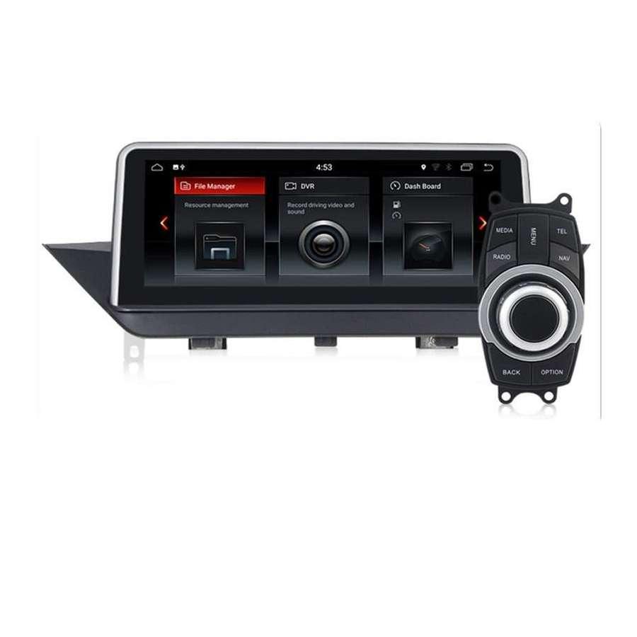 Monitor Navigatie Android BMW X1 E84 Bluetooth GPS USB Ecran 10.25 inch NAVD-E84