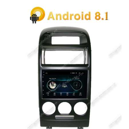Carpad Navigatie Android OPEL ASTRA G Classic NAVD-E902OG