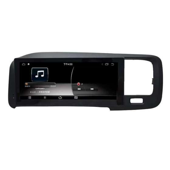 Navigatie Android Volvo S60 V60 PX6 Waze Gps Carkit Usb Internet NAVD-PV60S60