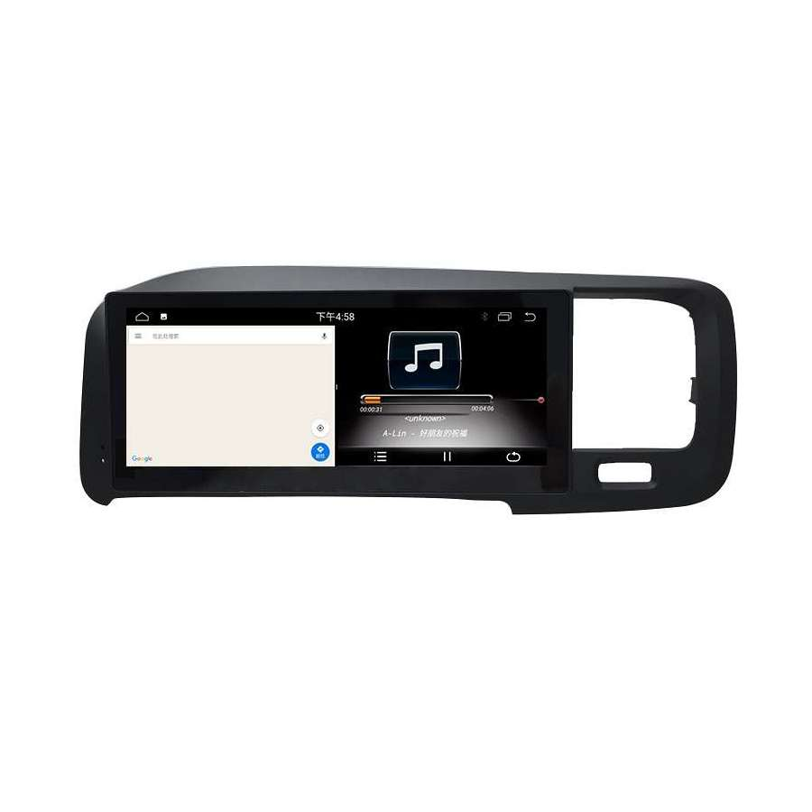 Navigatie Android Volvo S60 V60 Waze Gps Carkit Usb Internet NAVD-PV60S60