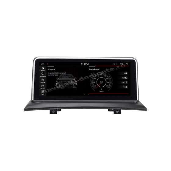 Monitor Navigatie Android BMW X3 E83 Bluetooth GPS USB Snapdragon NAVD-X3 E83