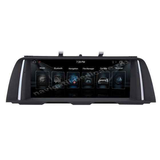 Monitor Navigatie Android BMW F10 NBT Bluetooth GPS USB NAVD-F10NBT