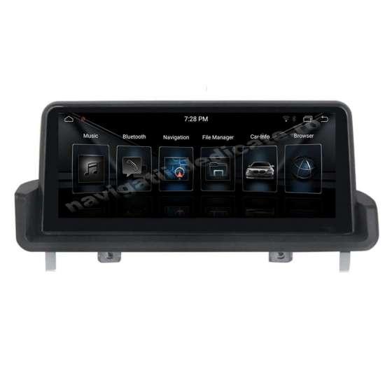 Monitor Navigatie Android BMW E90 E91 E92 Bluetooth GPS USB NAVD-8273