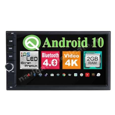 Navigatie Android 10 Nissan Hyundai NAVD-MT7200N
